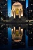 Πολεμικό μνημείο του Σίδνεϊ στοκ εικόνα με δικαίωμα ελεύθερης χρήσης