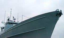 Πολεμικό πλοίο στοκ φωτογραφία