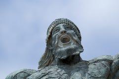 Πολεμιστής Βίκινγκ Στοκ Εικόνες