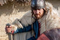 Πολεμιστής βασιλιάδων Στοκ φωτογραφία με δικαίωμα ελεύθερης χρήσης