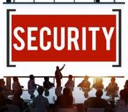 Πολιτική έννοια ιδιωτικότητας προστασίας δεδομένων ασφάλειας Στοκ Φωτογραφίες
