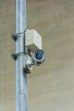 Πολιτική κάμερα Στοκ εικόνα με δικαίωμα ελεύθερης χρήσης
