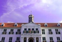Πολιτισμική κληρονομιά της παλαιάς Τζακάρτα Στοκ Φωτογραφία