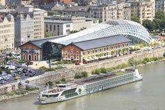 Πολιτισμός Balna και εμπορικό κέντρο, Βουδαπέστη, Ουγγαρία στοκ φωτογραφίες με δικαίωμα ελεύθερης χρήσης