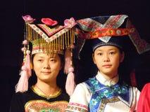 Πολιτιστικά κοστούμια Στοκ Εικόνα