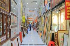 Πολιτιστικές αγορές Guangzhou Κίνα τέχνης οδών Στοκ εικόνες με δικαίωμα ελεύθερης χρήσης