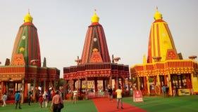 Πολιτιστική έκθεση Orissa στοκ φωτογραφίες