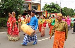 Πολιτιστικό φεστιβάλ Manokwari 2017 Στοκ Εικόνες