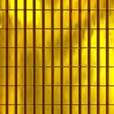 Χρυσοί φραγμοί Στοκ φωτογραφίες με δικαίωμα ελεύθερης χρήσης