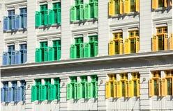 Το συμβούλιο Σινγκαπούρης σχεδίου Στοκ φωτογραφίες με δικαίωμα ελεύθερης χρήσης