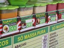 Πολτός φρούτων στοκ εικόνα με δικαίωμα ελεύθερης χρήσης