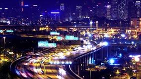 Πολυάσχολη ώρα κυκλοφοριακής αιχμής. Χονγκ Κονγκ φιλμ μικρού μήκους