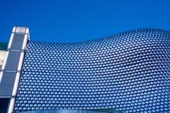 Πολυκατάστημα Selfridges στο Μπέρμιγχαμ, UK Στοκ φωτογραφία με δικαίωμα ελεύθερης χρήσης