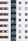 Πολυκατοικία Στοκ φωτογραφία με δικαίωμα ελεύθερης χρήσης