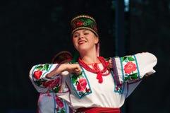 Πολυπολιτισμικό φεστιβάλ Folklorama Winnipeg Στοκ εικόνα με δικαίωμα ελεύθερης χρήσης