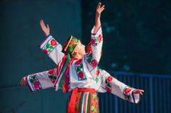 Πολυπολιτισμικό φεστιβάλ Folklorama Winnipeg Στοκ φωτογραφίες με δικαίωμα ελεύθερης χρήσης