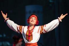 Πολυπολιτισμικό φεστιβάλ Folklorama Winnipeg Στοκ Φωτογραφίες