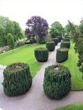 πολυτέλεια κήπων της Ευ&r Στοκ Εικόνες