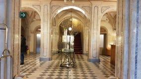 πολυτέλεια ξενοδοχείων σχεδίου πνευματικών δικαιωμάτων το πρόγραμμα αριθ Στοκ Φωτογραφίες
