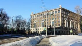 Πολυτέλεια Condo το χειμώνα, Άγιος-Πετρούπολη, Ρωσία φιλμ μικρού μήκους