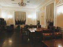 Πολυτέλεια timecafe Στοκ εικόνα με δικαίωμα ελεύθερης χρήσης