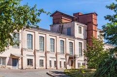 Πολυτεχνικό ίδρυμα Κίεβου Στοκ Εικόνες