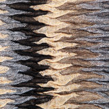 Πολυτελής πλέξτε το κατασκευασμένο ruched ύφασμα Στοκ Εικόνες