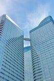 Πολυόροφο κτίριο Tsimbil Στοκ φωτογραφία με δικαίωμα ελεύθερης χρήσης