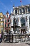 Πολωνία Γντανσκ στοκ φωτογραφίες με δικαίωμα ελεύθερης χρήσης