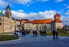Πολωνία, Κρακοβία Στοκ Εικόνες