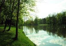 Πολωνία, Λοντζ Στοκ φωτογραφία με δικαίωμα ελεύθερης χρήσης