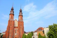 Πολωνία - Opole στοκ φωτογραφία