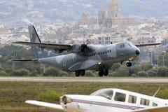 Πολωνικά αεροσκάφη υποστήριξης ομάδας επίδειξης Στοκ Φωτογραφία