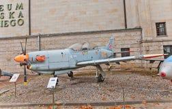 Πολωνικά αεροσκάφη PZL 130 Orlik εκπαιδευτών Στοκ εικόνες με δικαίωμα ελεύθερης χρήσης