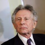 Πολωνικός σκηνοθέτης Roman Polanski στο δικαστήριο στην Κρακοβία Στοκ Εικόνες