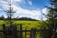 Πολωνικό βουνό, Πολωνία Στοκ φωτογραφίες με δικαίωμα ελεύθερης χρήσης