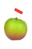 Πολωνικό μήλο Στοκ εικόνες με δικαίωμα ελεύθερης χρήσης