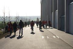 Ποδόσφαιρο Μάιντς Στοκ εικόνα με δικαίωμα ελεύθερης χρήσης