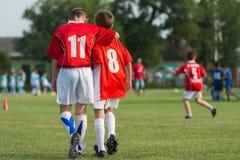 Ποδόσφαιρο παιδιών Στοκ Εικόνες