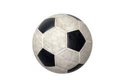 ποδόσφαιρο παλαιό στοκ φωτογραφίες