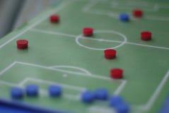 Ποδόσφαιρο σχεδίων Στοκ Εικόνες
