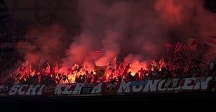 Ποδόσφαιρο: Τελικό 2010 του Champions League Στοκ Εικόνες