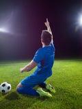 ποδόσφαιρο φορέων σφαιρών Στοκ εικόνες με δικαίωμα ελεύθερης χρήσης