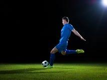 ποδόσφαιρο φορέων σφαιρών Στοκ εικόνα με δικαίωμα ελεύθερης χρήσης