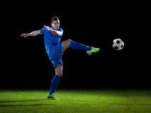 ποδόσφαιρο φορέων σφαιρών Στοκ Φωτογραφίες