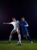 ποδόσφαιρο φορέων σφαιρών Στοκ φωτογραφίες με δικαίωμα ελεύθερης χρήσης