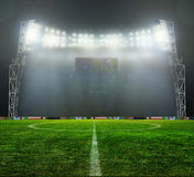Ποδόσφαιρο bal ποδόσφαιρο, Στοκ Εικόνες