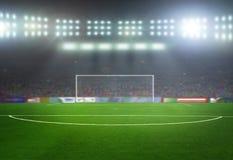 Ποδόσφαιρο bal Στοκ Εικόνες
