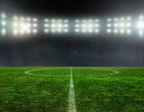 Ποδόσφαιρο bal.football, Στοκ Εικόνες