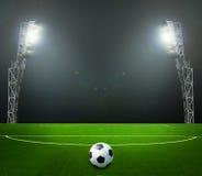 Ποδόσφαιρο bal.football, Στοκ Φωτογραφία